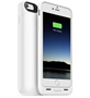 Mophie Juice Pack Wireless Charging Protective Battery Pack Case for iPhone 8/7 Plus (2,600mAh) - White *Larger iPhone*
