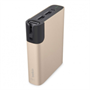 Belkin 6600mAh Backup Battery with Cable - Gold