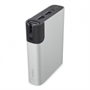 Belkin 6600mAh Backup Battery with Cable - Silver